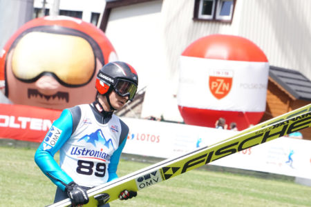 Daniel Huber - FIS Cup Szczyrk 2016