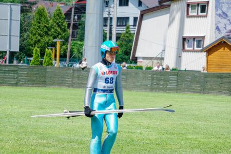 Hunor Farkas - FIS Cup Szczyrk 2018