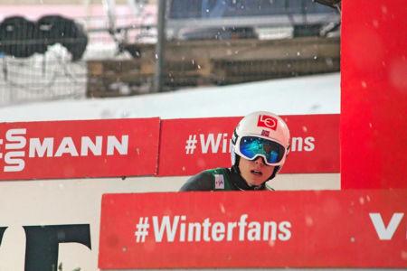 Johann Andre Forfang - PŚ Lahti 2019