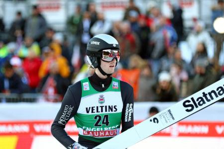 Kevin Bickner - WC Engelberg 2019