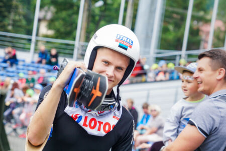 Kevin Maltsev - FIS Cup Szczyrk 2018