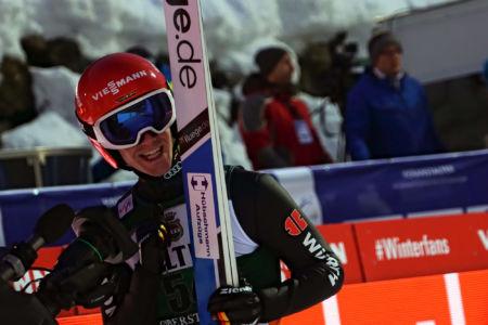 Stephan Leyhe - WC Oberstdorf 2019