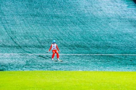 Lidiia Iakovleva - FIS Cup Szczyrk 2018