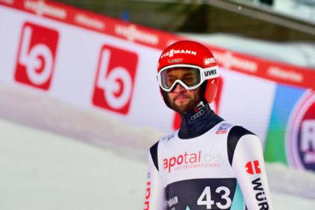 Markus Eisenbichler - PŚ Lillehammer 2019