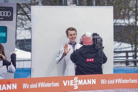 Maximilian Steiner - WC Bischofshofen 2018