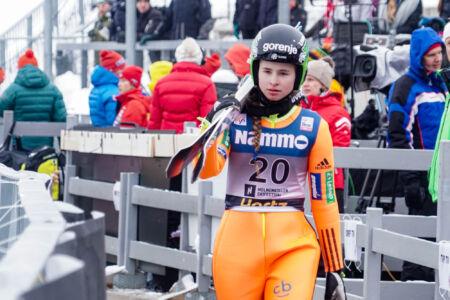 Nika Križnar - WWC Oslo 2018
