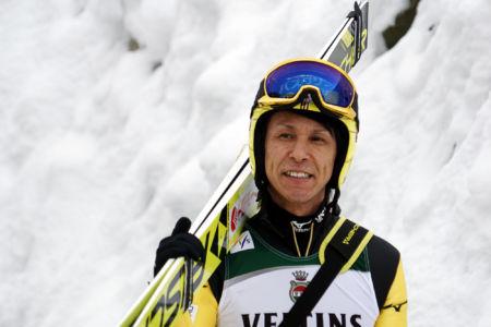 Noriaki Kasai - PŚ Oberstdorf 2019
