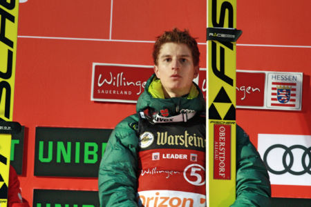 Karl Geiger - WC Willingen 2019