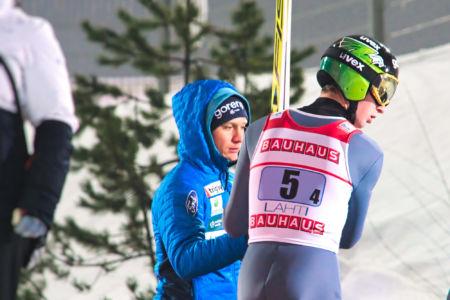 PŚ Lahti 2019 - Anže Lanišek & Žiga Jelar