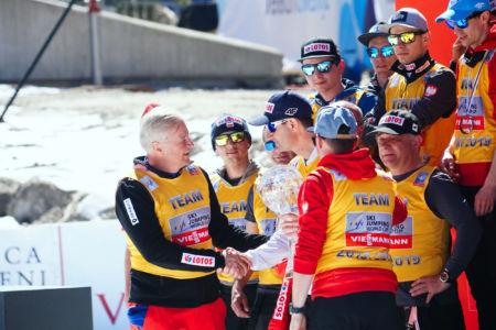 PŚ Planica 2019 - Puchar Narodów