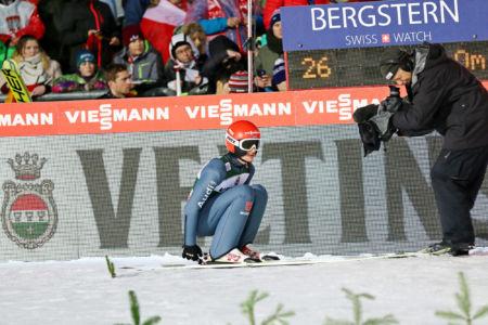 Richard Freitag - WC Klingenthal 2019