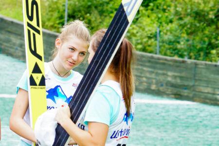Sara Marita Kramer - FIS Cup Szczyrk 2018