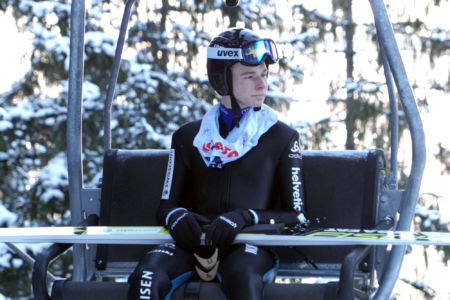 Andreas Schuler - FIS Cup Zakopane 2017