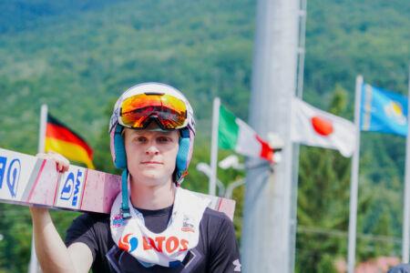 Sebastian Kellermann - FIS Cup Szczyrk 2018