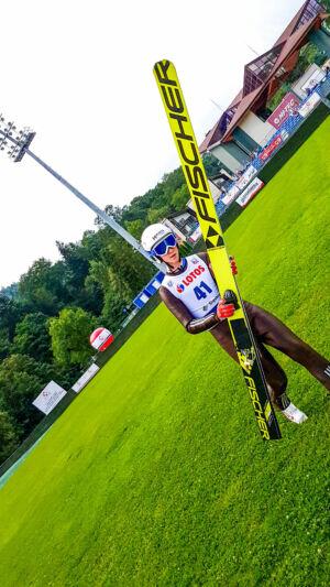 Simen Aasen Markeng - FIS Cup Szczyrk 2018