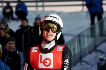 Simon Ammann - PS Lillehammer 2019