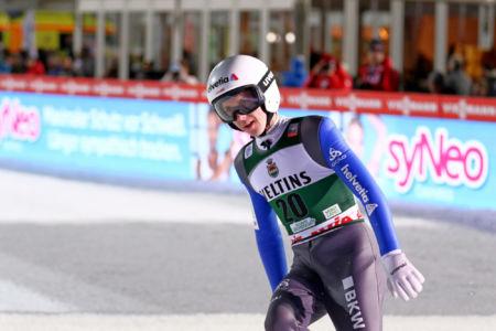 Simon Ammann - WC Klingenthal 2019