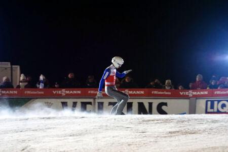 Simon Ammann - WC Ruka 2018