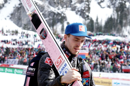 Andreas Stjernen - WC Planica 2018