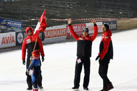 WC Willingen 2020 - Swiss Team
