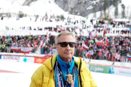 Walter Hofer - PŚ Planica 2018
