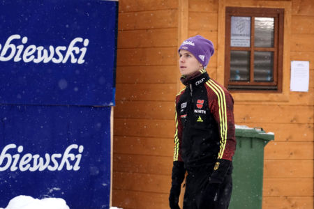 Andreas Wellinger - WC Wisła 2017