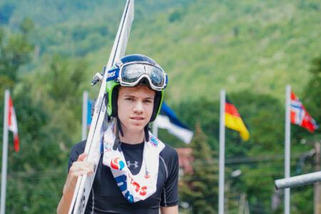 Zak Mogel - FIS Cup Szczyrk 2018