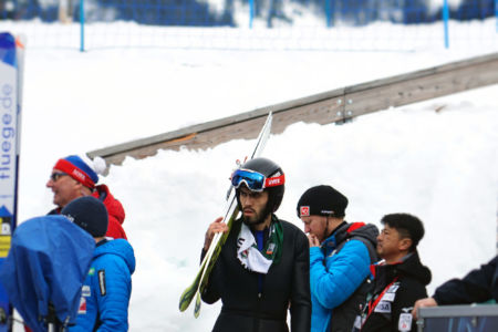 WC Oberstdorf 2019 - Sabirzhan Muminov