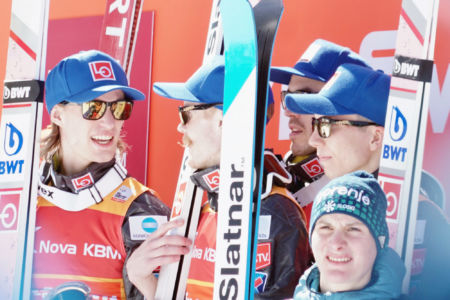 WC Planica 2018 - Team Norway