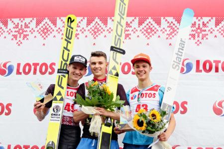 sCoC Wisła 2019 - Klemens Murańka, Andrzej Stękała, Philipp Raimund