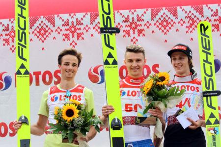 sCoC Wisla 2019 - Klemens Murańka, Moritz Baer, Paweł Wąsek
