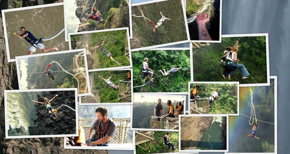 Top 5 Bungee Jumping locations of the world