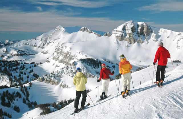 1. Jackson Hole (Wyoming, USA)
