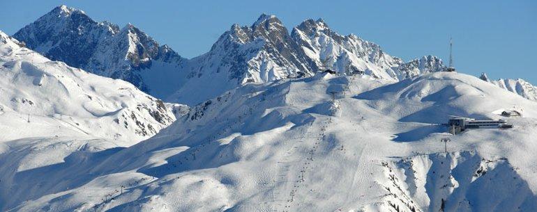 5. St Anton (Arlberg Region, Austria)