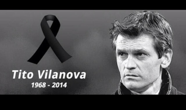 The Football World Mourns The Death Of Tito Vilanova