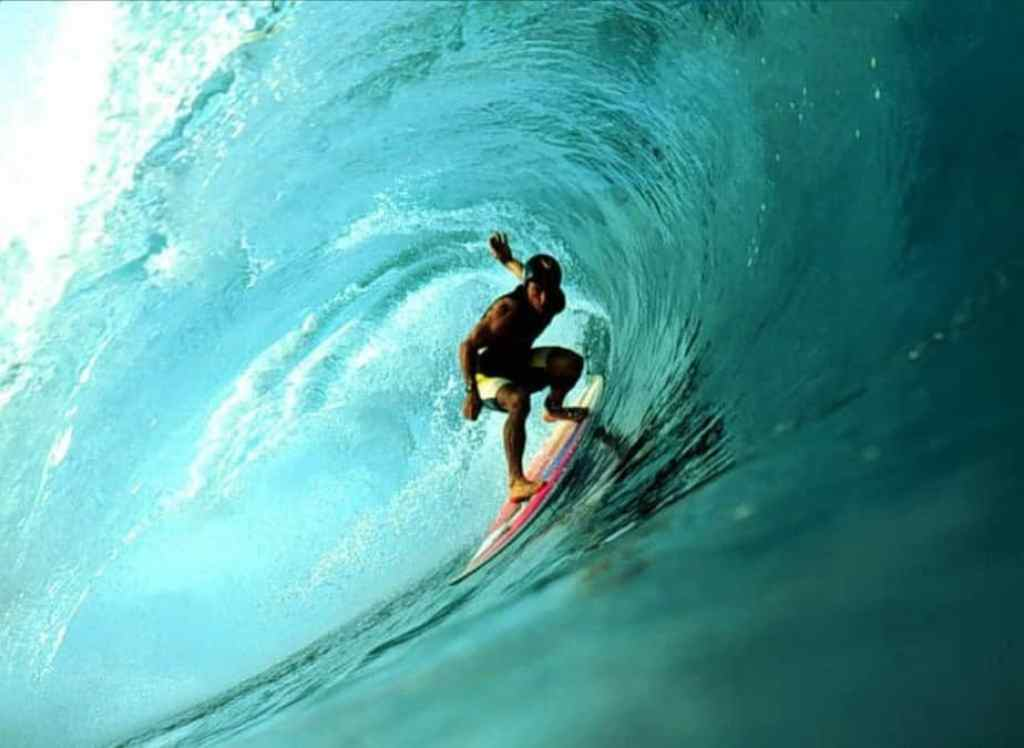 Surfing destinations of the world
