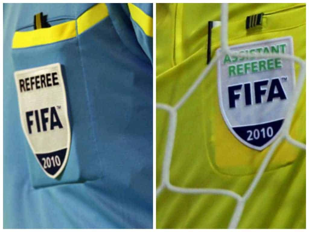 Know who the Match Referees are for the FIFA World Cup 2014