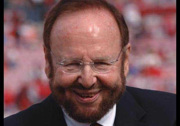 Manchester United Boss Malcolm Glazer is dead