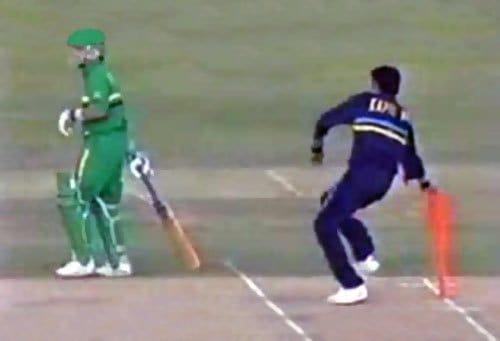 Simplifying The Cricketing Term 'Mankading'