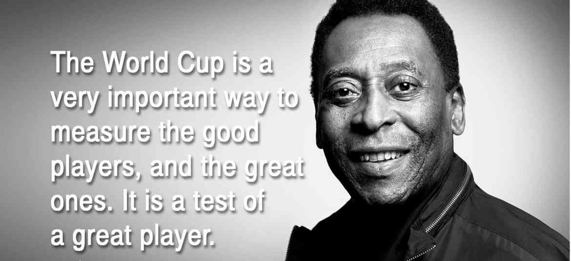 Some of the Interesting World Cup Quotes