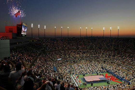 The Business of US Open
