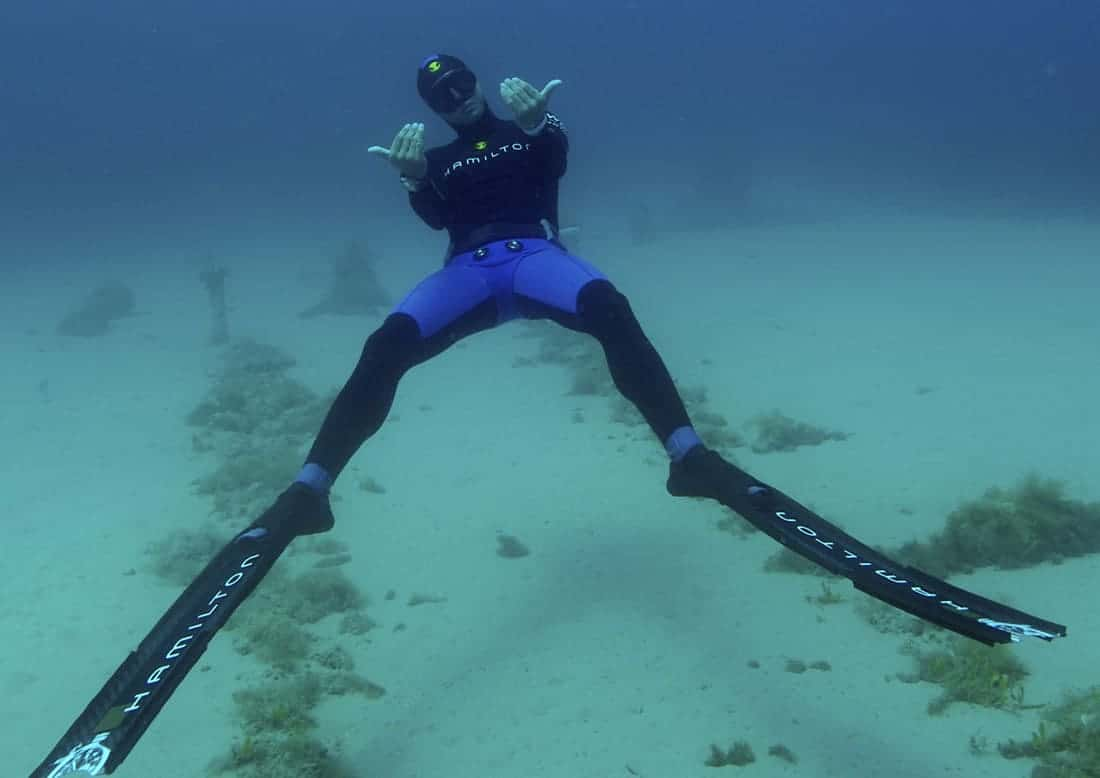 All You Want to Know About Freediving