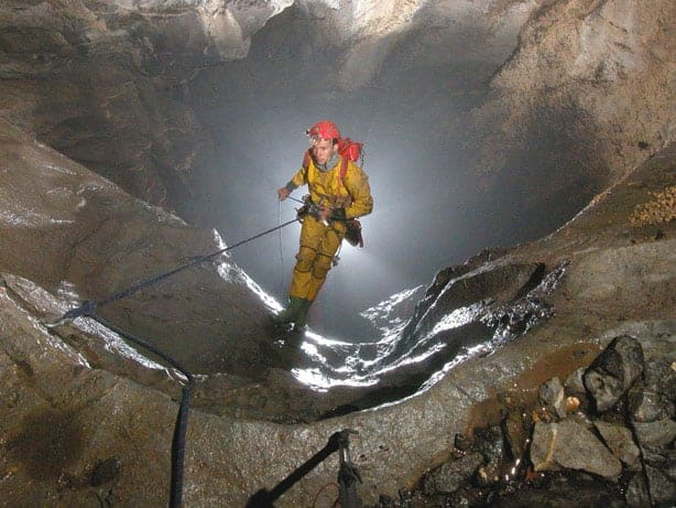 All about Caving