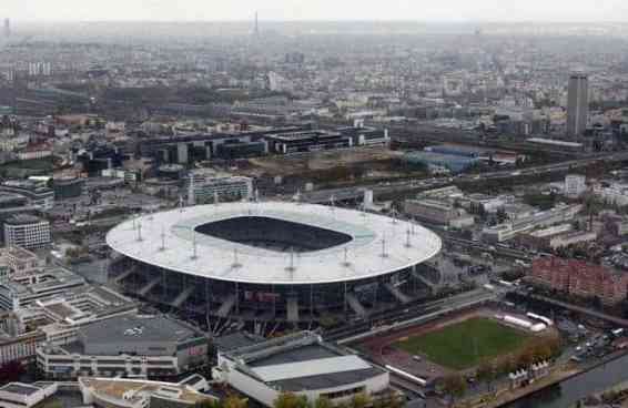 Stade de France – The Home of French Rugby Union Team