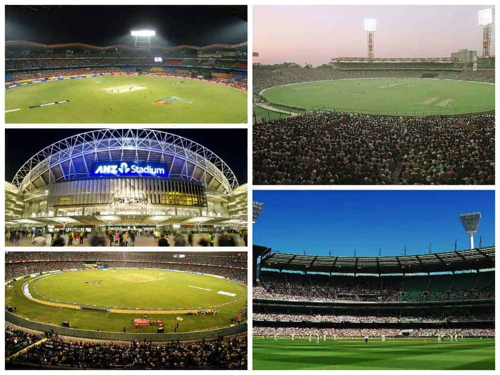 5 Biggest Cricket Stadiums of the World