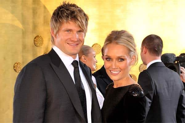 Lee Furlong and Shane Watson