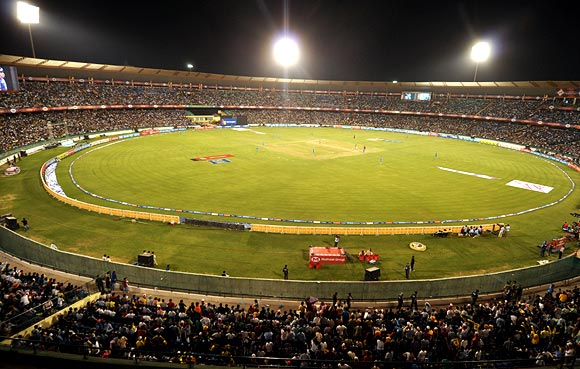 Raipur Cricket Stadium