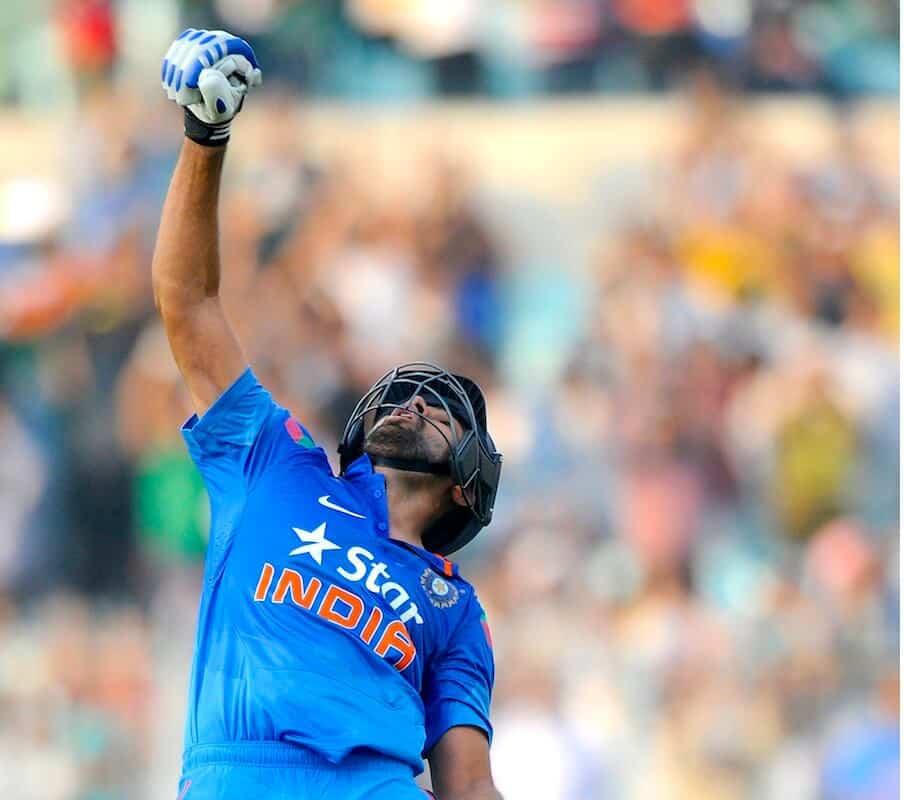 Cricket - India v Sri Lanka 4th ODI
