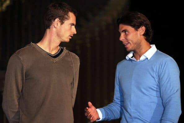 New Clothing Contracts for Nadal and Murray
