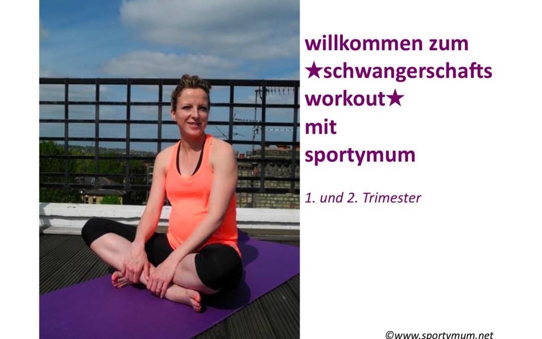 23. SSW – Kraft: Schwangerschaftsworkout